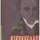The Journals of Kierkegaard softcover