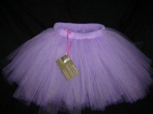 Light Purple Tutu-Mid-Thigh, 2T-5 Free Shipping