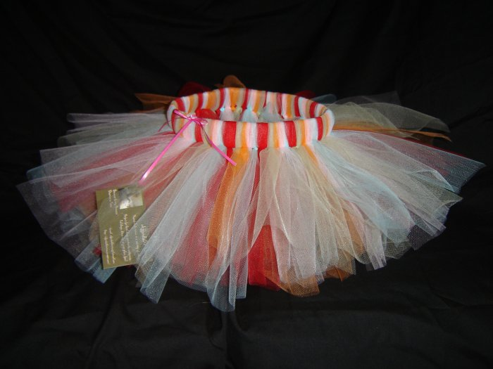 Gymboree Style Mid-Thigh Length Tutu, 0-24M  Free Shipping!