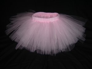 Rosette Tutu, Knee Length, 0-24M Free Shipping!