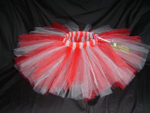Little Buckeye Tutu, Knee Length, 2T-5 Free Shipping