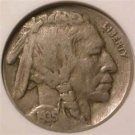 (3) 1935 BUFFALO NICKEL-VERY NICE CIRCULATED CONDITION!