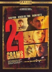 21 Grams (DVD, 2009, Collector's Edition)