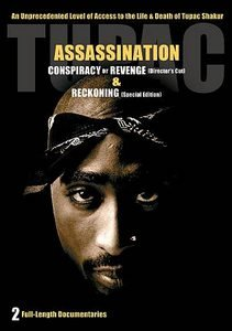 Tupac Assassination - Part I Conspiracy or Revenge - Part II Reckoning (DVD,...