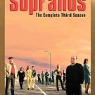 The Sopranos - The Complete Third Season (DVD, 2002, 4-Disc Set)
