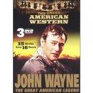 The Great American Western: John Wayne, The Great American Legend (DVD, 2004,...