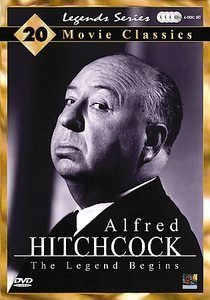 Alfred Hitchcock - The Legend Begins (DVD, 2007, 4-Disc Set)
