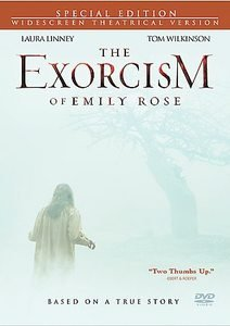 The Exorcism of Emily Rose (DVD, 2005, Special Edition, Rated)
