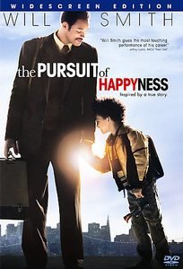 The Pursuit of Happyness (DVD, 2007, Widescreen)