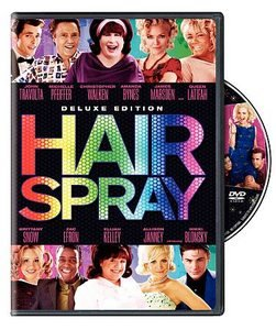Hairspray (DVD, 2009, Deluxe Edition)