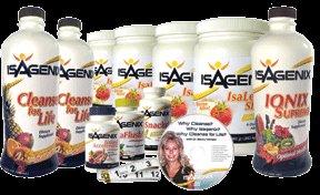 Isagenix 30 Day Cleanse (Natural Berry & Chocolate/Vanilla)