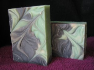 G.I.T. Soap Handcrafted Old Fashioned Natural Handmade Soap 4 oz