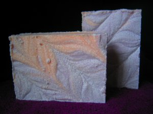 Loverly Lavender Sea Salt Soap Handcrafted Old Fashioned Natural Handmade Soap 5.5 oz
