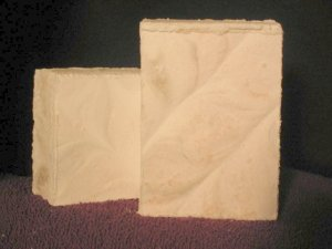 Drenched in Love Sea Salt Soap Handcrafted Old Fashioned Natural Handmade Soap 5.5 oz