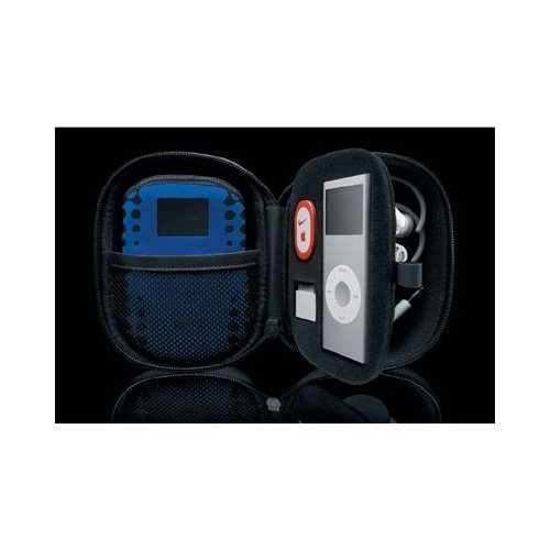 Nike + Sport Kit Carrying Case for iPod Nano - Black