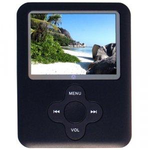 "Visual Land V-Bop 8GB MP3/MP4 1.8"" Media Video Player"