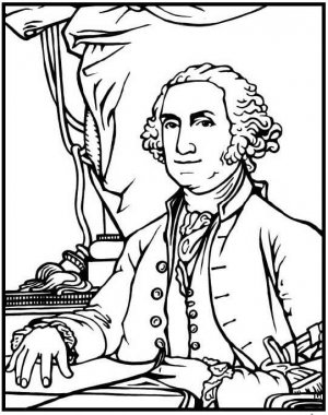 USA PRESIDENTS COLORING eBOOK! 42 Printable Pages
