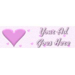 Ecrater Store Custom Logo - Pink Hearts Love Design