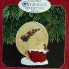 Hallmark Keepsake Christmas Ornament KOC Membership Happy Christmas to All 1997 Night Before GB ~*~v