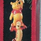 Hallmark Keepsake Christmas Ornament 1995 Winnie Pooh & Tigger  FB ~*~