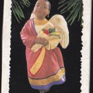 Hallmark Keepsake Christmas Ornament Celebration of Angels 1995 Kwanzaa #1 GB ~*~v