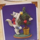 Hallmark Keepsake Christmas Ornament Mischievous Kittens 2004 Cat Cats #6 Xmas Tree FB ~*~v