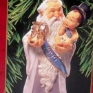 Hallmark Keepsake Christmas Ornament 1999/2000 Welcome to 2000 Father Time Baby New Year FB ~*~