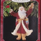 Hallmark Keepsake Christmas Ornament 1998 Merry Olde Santa Claus St. Nick #9 GB ~*~v