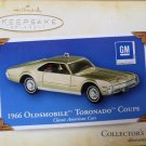 Hallmark Keepsake Christmas Ornament 2004 Classic American Cars 1966 Toronado Coupe Olds #14 GB ~*~v