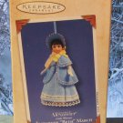 Hallmark Keepsake Christmas Ornament Little Women 2003 Beth March Madame Alexander #3 GB ~*~v