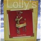 Hallmark Keepsake Christmas Ornament Cookie Doe Deer Kitchen Utensils GB ~*~v