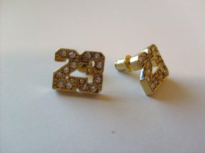 23 Jordan Earrings