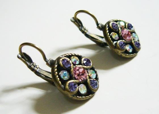 Antique Clip-on earring
