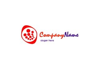 Red orange and purple logo #1079
