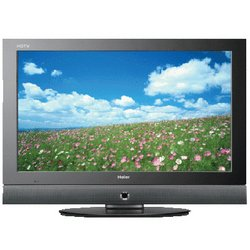 "32"" HD LCD TV Haier America Trading Brand New"