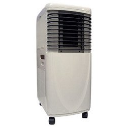 NEW Soleus Air 8000 BTU Mobile Air Conditioner Ivory 3-in-1 dehumidifier,air clearner and fan