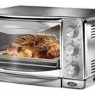 Oster 6 Slice Stainless Steel Convection Toaster Oven