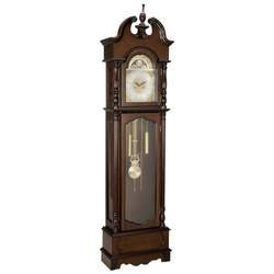 31 Day Grandfather Clock with Beveled Glass