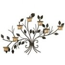 Luca Bella Home™ Leighton Wrought Iron Wall Sconce