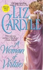A Woman Of Virtue - Carlyle, Liz