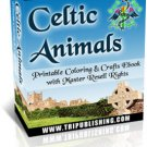 Celtic Animals Printables Ebook
