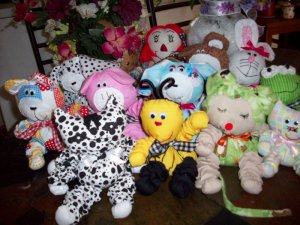 9 yoyo doll patterns bundle pack
