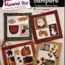 material girl seasonal samplers