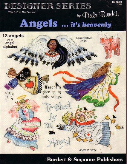 Angels its heavenly
