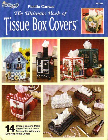 the Ultimate Book of Tissue box covers