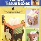 Holiday Tissue Boxes