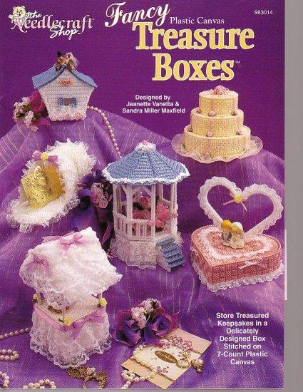 Fancy Treasure boxes