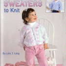 Baby soft Sweaters to knit