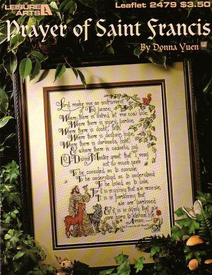 Prayer of saint frances