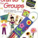 Crafts for Groups